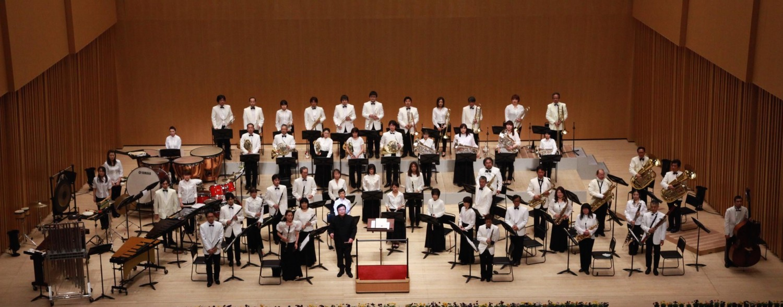 由比交響吹奏楽団